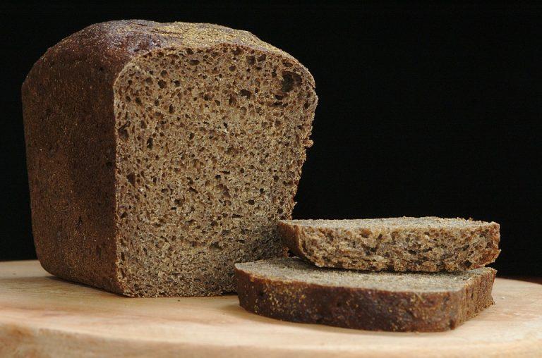 Ржаной хлеб при гв